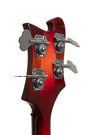 Rickenbacker 4003/4 , Fireglo: Headstock - Rear