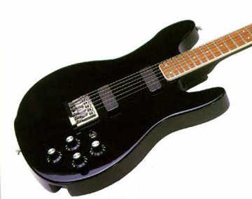 "Rickenbacker Model 230 ""Hamburg"" Guitar"