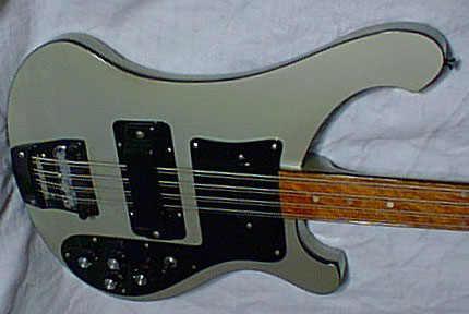 1987 Model 4003/8FL Silver Body View