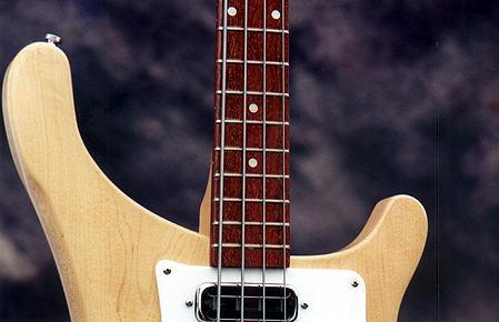 Original Rickenbacker Horseshoe Pickup for Bass Bridge 4001 4003