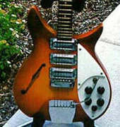 Model 1996, 1964, Fireglo Joe Hardman