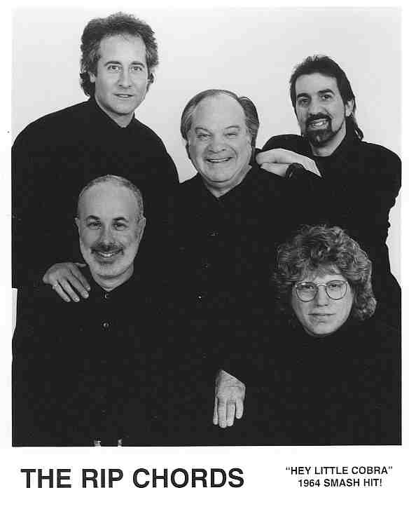 Rickenbacker Artists Rip Chords